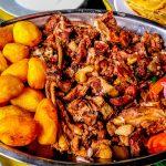 gastronomía Kenia