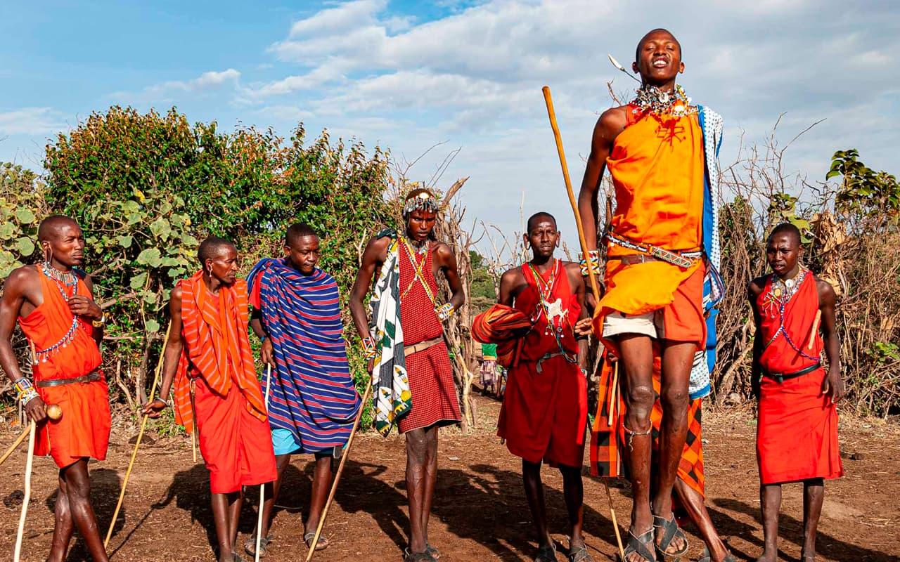 musica danza kenia