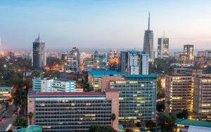 economía Kenia
