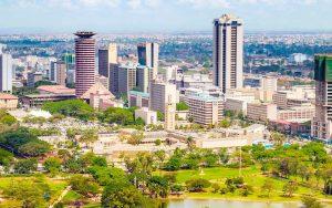 ciudad Nairobi